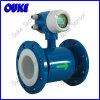 Lcd-elektromagnetischer Strömungsmesser für Industrieabfall-Wasser