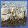 PVC Gabionの塗られたか、または電流を通された網