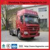 De Vrachtwagen van de Tractor van Sinotruk HOWO met de Dieselmotor van 420 PK