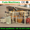 Machine de fabrication de brique automatique de presse hydraulique de cendres volantes