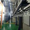 Línea de capa modificada para requisitos particulares del polvo