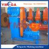 Máquina de briquetas de parafuso de trabalho contínua e durável de alta qualidade