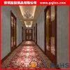 Papel pintado caliente directo y Wallcovering del papel de aluminio del surtidor de China de la venta del precio de fábrica 2017