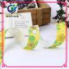 Migliore nastro stampato fiore di vendita su ordinazione di modo per la graduazione