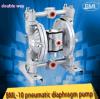Maschinen-pneumatische Membranpumpe des Drucken-Bml-10