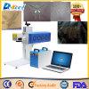 Borne portative de commande numérique par ordinateur de laser de CO2 pour le cuir/tissu/tissu