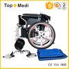 Topmedi Five Five Fork Wheel Foldable Detachable Power Prix de fauteuil roulant électrique