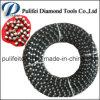 La corde de découpage de fil de diamant a vu pour le découpage en pierre de marbre de granit