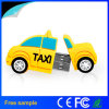 Estilo de encargo libre Pendrive del coche del taxi del PVC de la insignia