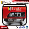 type silencieux de 7.5kVA 15HP prix portatif de générateur de Gasoilne en Chine
