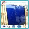 Un moyen de 5 mm de verre flotté bleu