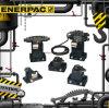 Enerpac Bomba Montada as Válvulas de Controle Direcional