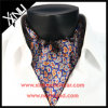 La alta moda 100% seda Cravat impresa moda para hombres