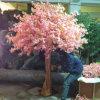 صنع وفقا لطلب الزّبون اصطناعيّة لون قرنفل [شرّي بلوسّوم] زهرة شجرة لأنّ زخرفة