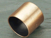 Kupfer-Gegründete Non-Oil geschmierte Peilungen