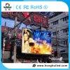 Alta tablilla de anuncios al aire libre de LED del brillo P6