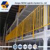 Estructura de acero reforzado de plataforma de sistema de almacenamiento