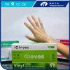 Перчатка винила устранимая Gloves/PVC/перчатки рассмотрения порошка винила свободно для медицинской пищевой промышленности