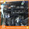 El excavador 4tnv88 de Yanmar termina el motor