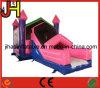 Princesa inflable combinada House Slide del castillo de la despedida para la venta