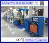 Chaîne de production de l'extrusion Xj-40+30 pour le câble de fil de Mousse-Peau de PE