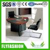 Table de réunion de bureau en bois pour patron (OC-004)