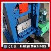 Gouttière de toiture en acier descente machine à profiler à froid