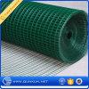 Valla de malla recubierto de PVC paneles con precio de fábrica