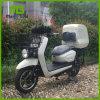 schwanzloses elektrisches Motorrad 2000W mit vorderem Korb/Warm-Kasten für Delvery Mahlzeiten
