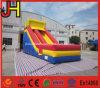 Diapositiva inflable para los cabritos, diapositiva inflable popular, diapositiva de agua inflable
