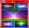 Gebeurtenis van de Verlichting van de Laser van vier Tunnel DMX de Kleurrijke