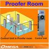كهربائيّة بناية تحميص [برووفر] إستعمال جهاز تحكّم