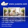 A4 230g Papier photo jet d'encre brillant et doux Médias d'impression de qualité