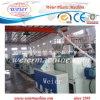 50-200mm Belüftung-Rohr-Strangpresßling-Zeile für Wasser-Entwässerung