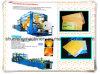 Kraftpapier-Luftblasen-Umschlag-Beutel, der Maschine herstellt