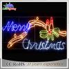 Fournisseur d'usine d'éclairage Obbo Joyeux Noël Lettre feux à LED