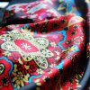 イラン(MSS0010)のための100%Silk Scarf Hijab Head Cover