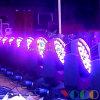 Сигнал мытья света головного освещения 36*10W СИД RGBW 4in1 Moving