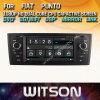 Voiture de l'écran tactile de Windows Witson DVD pour Fiat Punto