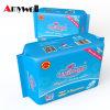 Productos de higiene desechables Ultra delgado toallas sanitarias para el período de la mujer