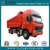 Autocarro con cassone ribaltabile di estrazione mineraria di Sinotruk HOWO-A7 8X4 30m3