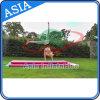 Gymnastik-aufblasbare Luft-Spur-Matratze für Verkauf außerhalb des Spielplatzes