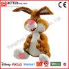 Personalizar o brinquedo macio do coelho do coelho do luxuoso do animal enchido para o presente dos miúdos