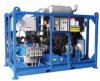 Marine Machine de nettoyage haute pression avec la pression 31/150 MPa