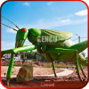 Insekt-Roboter-Modell Animatronic Insekt-Ausstellung