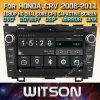 De Vensters van Witson zenden StereoSpeler DVD voor Honda CRV 2006 2011 via de radio uit