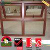 Wood ColorのResidencial PVC WindowsおよびDoors