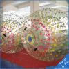 Materiale della sfera TPU di Zorbbing dell'acqua per i giochi della sosta dell'acqua