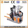 Миниая электрическая тележка достигаемости с 2 высотой емкости нагрузки 3.0m тонны поднимаясь