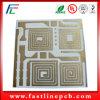 Placa de circuito cerâmica da carcaça do PWB da alumina de 99%